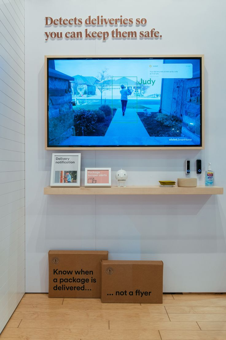 25 best Vivint Smart Home at CES images on Pinterest