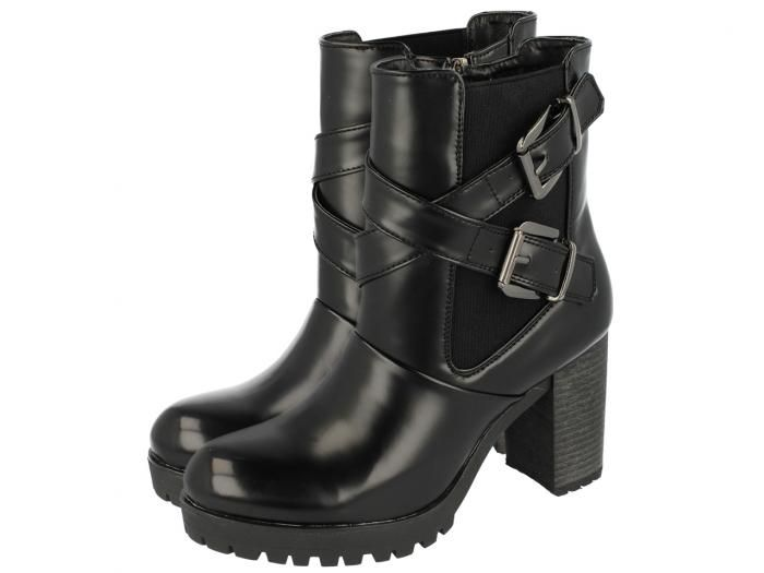 Gioseppo scarpe borse inverno 2016: la moda a prezzi accessibili Gioseppo stivaletto Nimes 59.95 euro