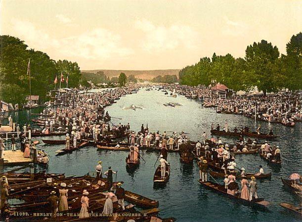 Henley Royal Regatta, 1900s?