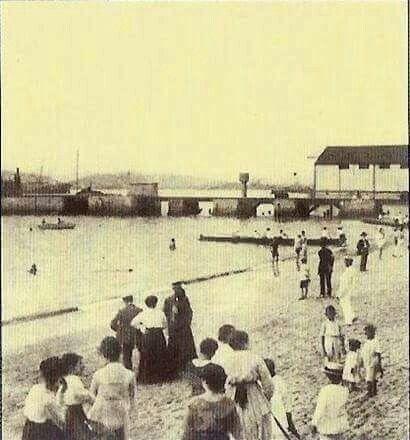 Antiga praia de sao cristovão(extinta)