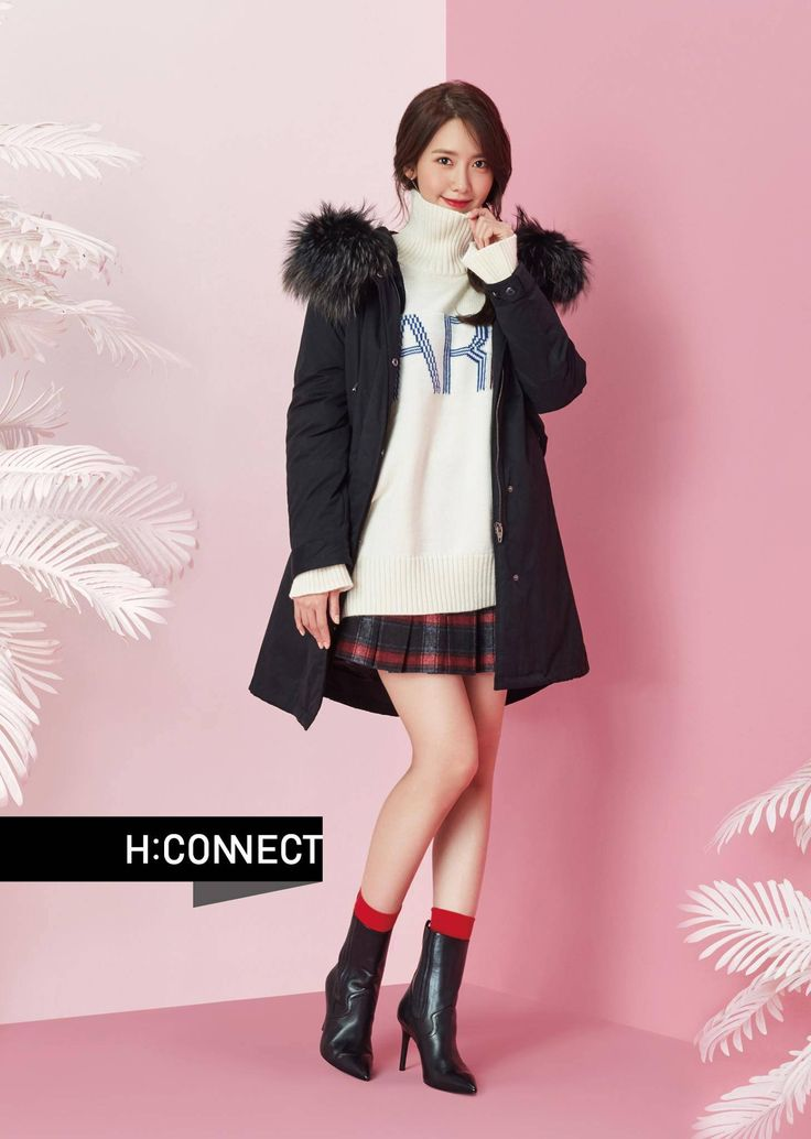 SNSD Yoona - H:CONNECT Ad Campaign