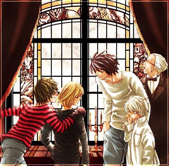 Death Note - Wammy's House | Death Note | Pinterest | Boys, Note and Death