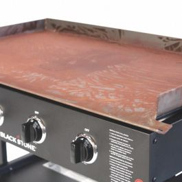 Stove top cover for Blackstone griddle made out of aluminium