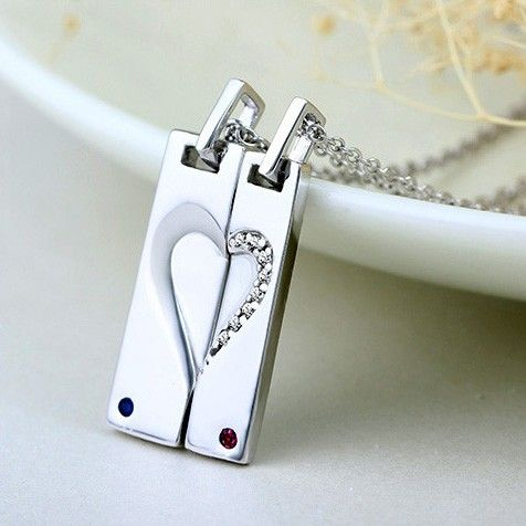17 Best images about His and Hers Necklaces on Pinterest ...