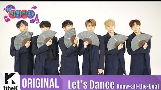 VIXX Let's dance! Their 2017 Song, good sportsmanship :) Fun video  Name: VIXX, Song: Shangri-La, Debuted on 2012, Label name: Jellyfish Entertainment