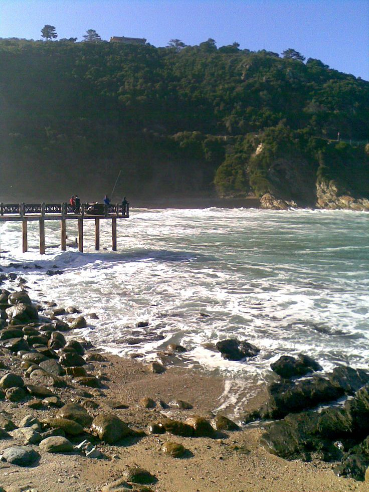 Victoria Bay, George