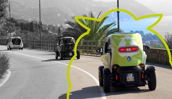 I blue jeans, inventati a Genova, sono praticamente un materiale tessile riciclato. Il vero Pesto alla Genovese si fa solo con il basilico ligure: come si dice oggi è a chilometri-zero. Se si va un po′ a fondo quindi, Genova ha una grande tradizione ecologica, e per scoprirla non c′è modo migliore che farlo con un′auto elettrica. A bordo di un veicolo elettrico da Genova a Portofino e ritorno, passando per tutto il meglio che la costa ligure ha da offrire... oltre alla focaccia ovviamente.