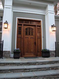 Borano Classic Doors - traditional - front doors - miami - by Borano