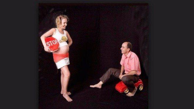 Niatnya romantis, 19 foto kehamilan ini malah bikin gagal paham - http://wp.me/p70qx9-2h8