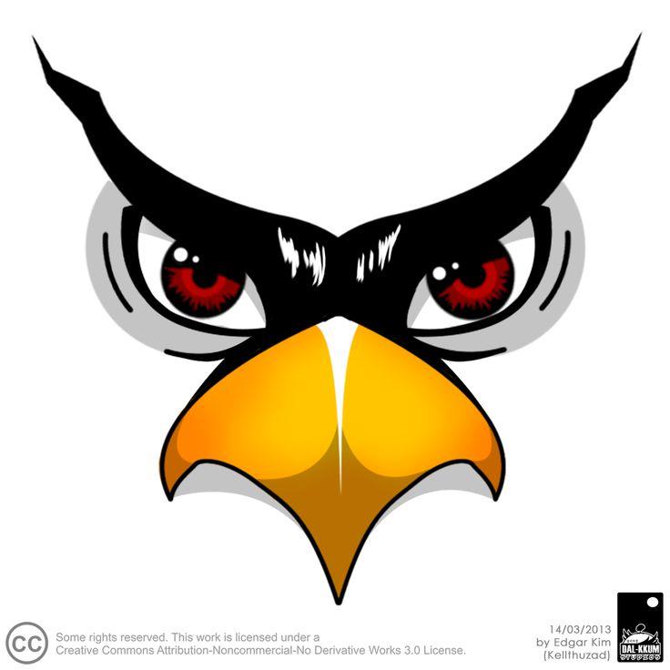 Angry Halcon of Dal-KKUM by Kellthuzad.deviantart.com on @deviantART