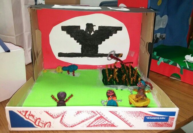 Cesar Chavez | Civil Rights Diorama Projects | Pinterest ...