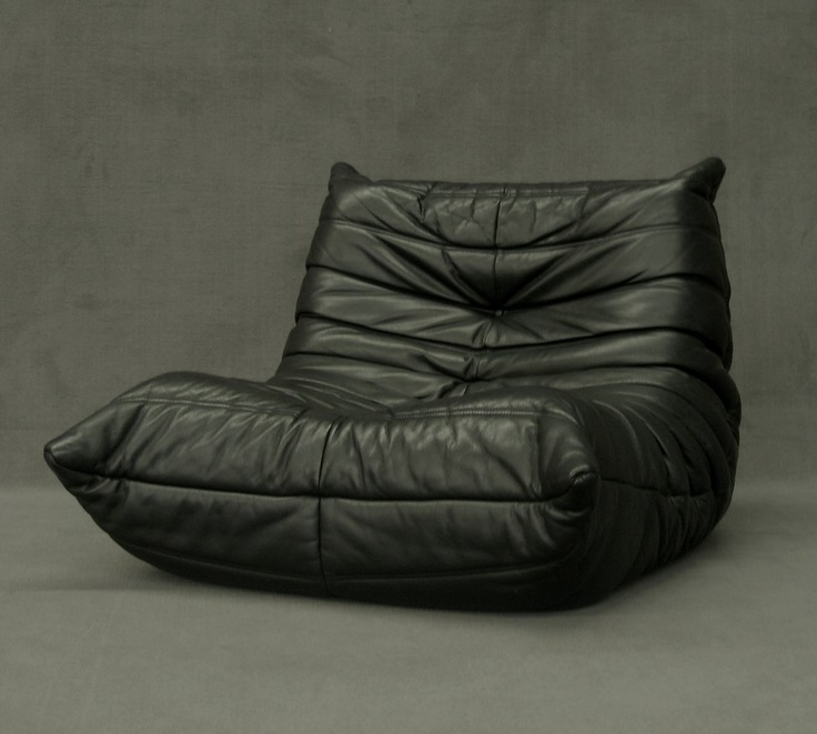 Ligne roset Togo leather chair