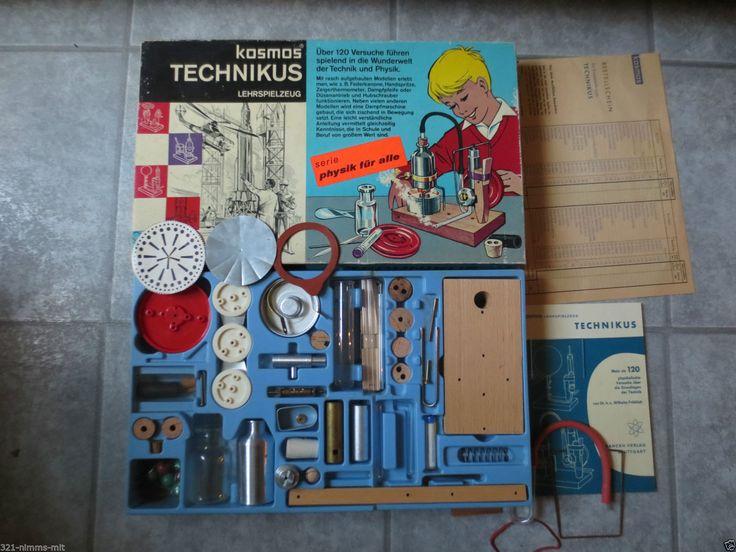 +++Kosmos Technikus - Experimentierkasten+++ TOPP | eBay