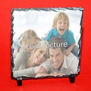 Personalized Granite Frame