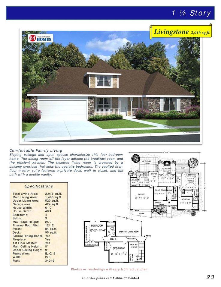 84 Lumber Homes Catalog