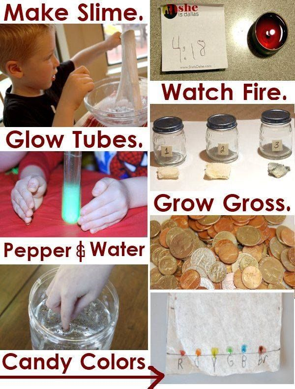 20 Fun Science Experiments For Kids | DIY Cozy Home