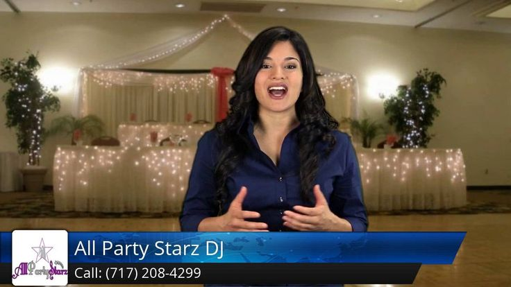 Cost Of Party DJ Lancaster PA Cost Of Party DJ Lancaster PA - http://ift.tt/1X2GG4V - 717-208-4299 Party DJ Lancaster PA  - Do you need to find a Wedding DJ? For the Best Party DJ in PA check out All Party Starz Entertainment for the top Party DJ Reviews.  Party DJ in PA All Party Starz Your Best Lancaster PA Party DJ Check out this great review featured in our video. Phone us to set up a complimentary introductory meeting to chat about your desires and get your Lancaster PA Party DJ prices…