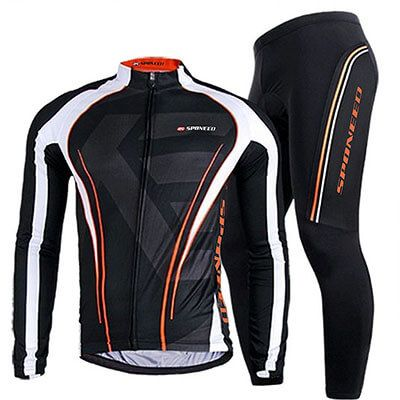 Sponeed Men's Bicycle Jersey Bike Pants
