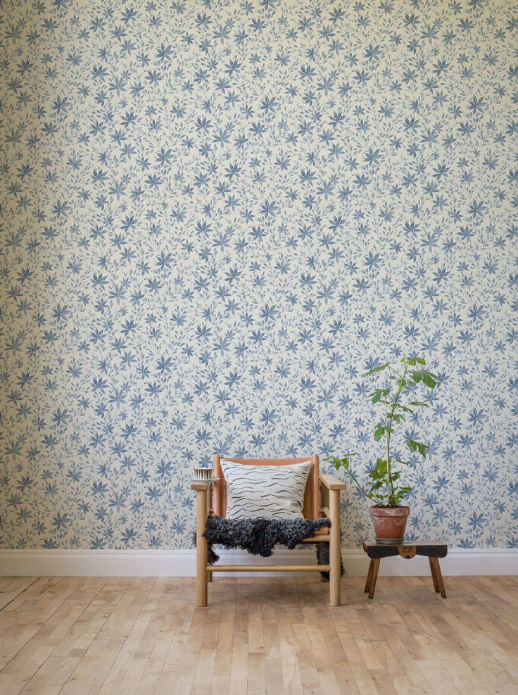 Maple leaf 3654 - Eco Simplicity - Eco Wallpaper