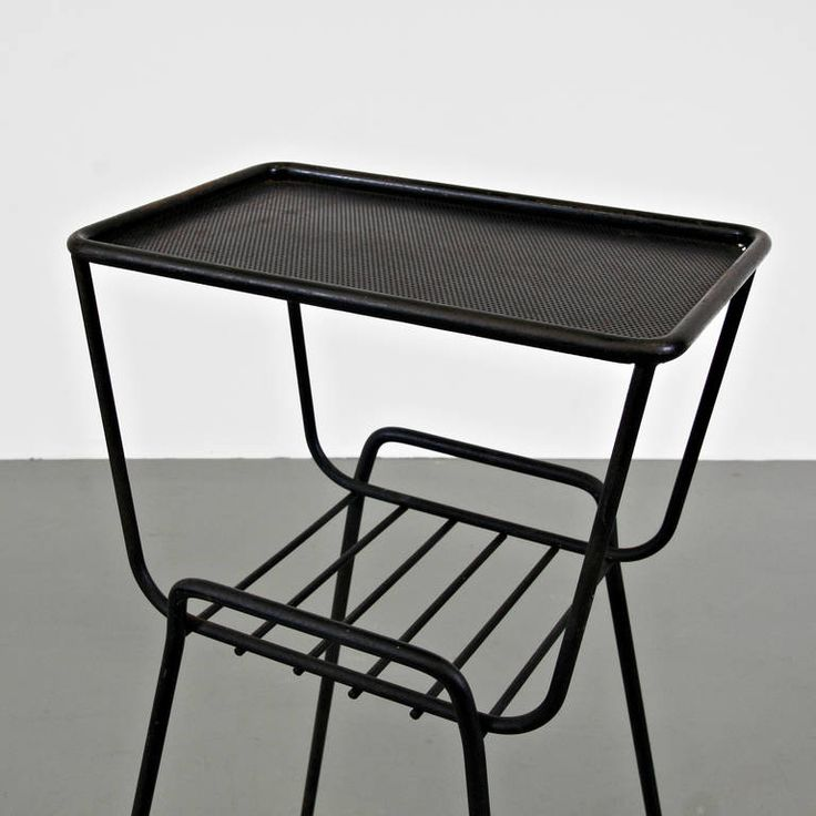 Mathieu MatéGot Attributed Side Table, circa 1950 | From a unique collection of antique and modern side tables at https://www.1stdibs.com/furniture/tables/side-tables/