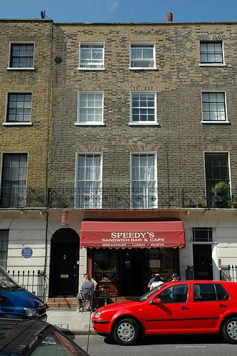 187 North Gower Street aka 221B Baker Street