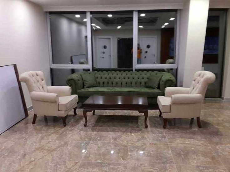 Çekmeköy yaşamın ve doğanın merkezi koltuk tasarımları ile şenlendi.