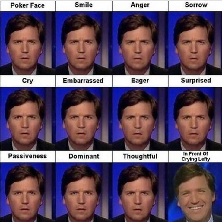 "48 Likes, 2 Comments - Tucker Carlson (@classictuckercarlson) on Instagram: ""The many faces of #tuckercarlson... #foxnews"""