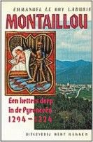 Subject of Emmanuel Le Roy Ladurie's pioneering work of microhistory,  It analyzes the town in detail over from 1294 to 1324. Then a village of some 250 people. Montaillou was one of the last bastions of the Albigensian belief also known as Catharism, considered heresy by the dominant Roman Catholic powers. The then local bishop, Fournier, launched an inquisition involving dozens of lengthy interviews with the locals, all of which were recorded, such as the arrest of the entire village in…