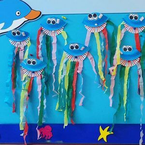 16 best Recycled sea animals craft images on Pinterest | Sea animal ...