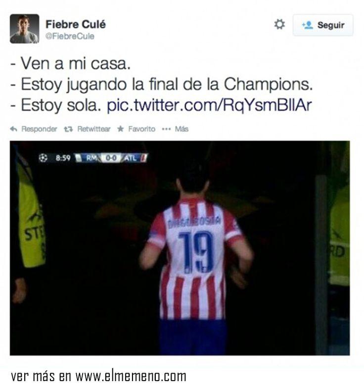 La verdadera razón por la que Diego Costa salió del campo @ www.elmemeno.com