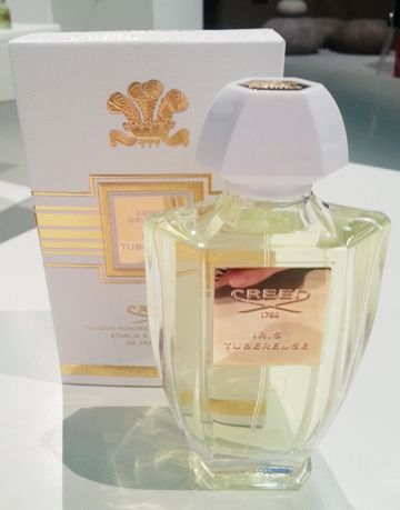 Iris Tuberose Creed perfume - a new fragrance for women 2014