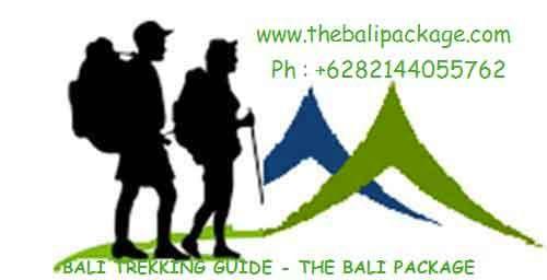 Bali trekking adventure tour package