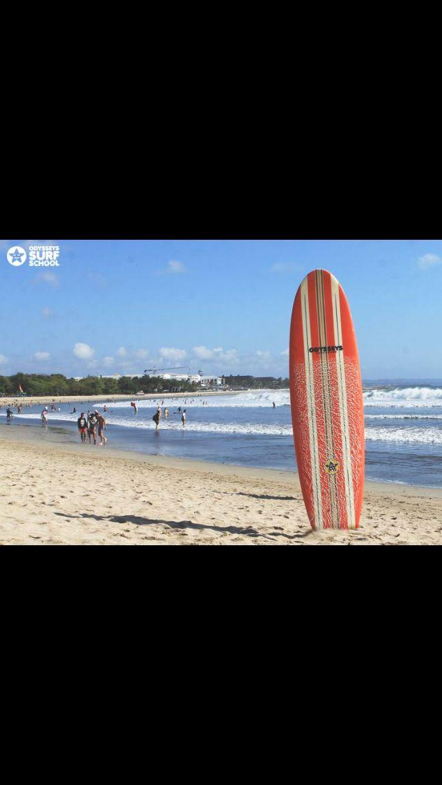 Sea.Sun.Sand.Surf #surfingisfun #odysseysurfschool #odysseysurfbali #bali