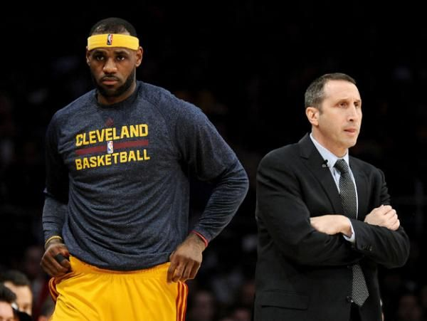 LeBron James and his agent had long wanted the Cavaliers to make a coaching change. David Blatt didn't know what hit him.