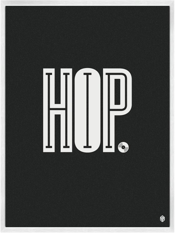 Image of Hip-Hop Print