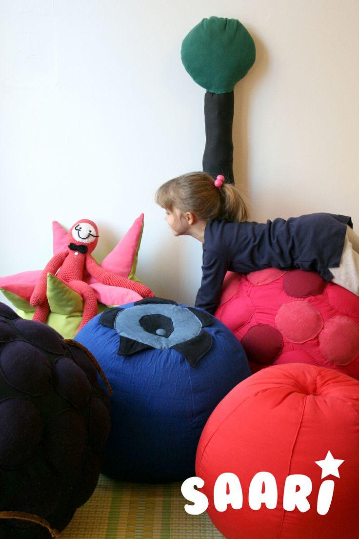 Saari_ kids room. Designed by Veronica Lassenius, handmade by Soffan verhoomo.