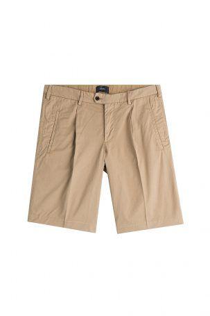 Joseph Joseph Bermuda-Shorts aus Baumwolle – Camel