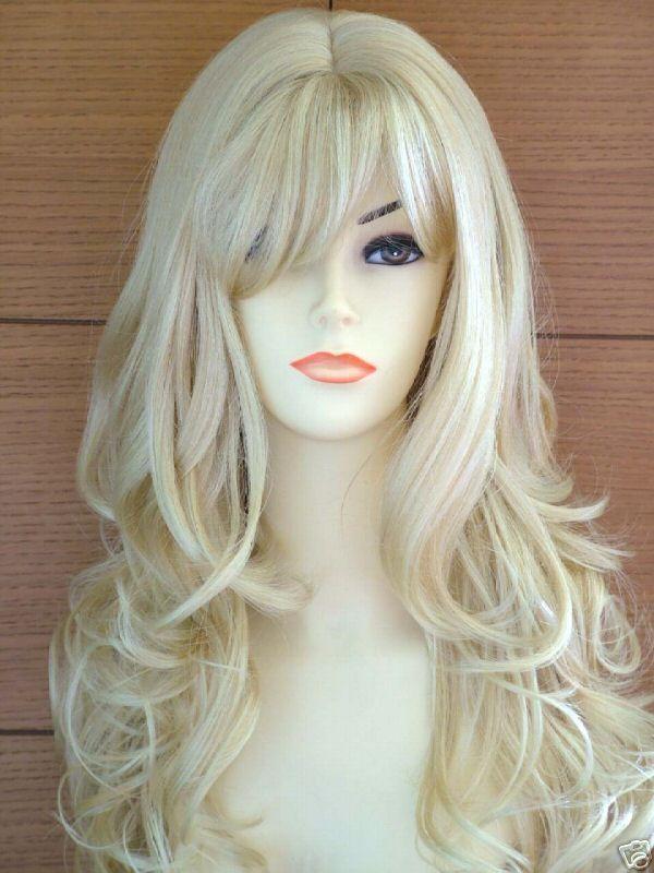 Long Wavy Blonde Lady Fashion Wig! VOGUE Wigs UK!   eBay