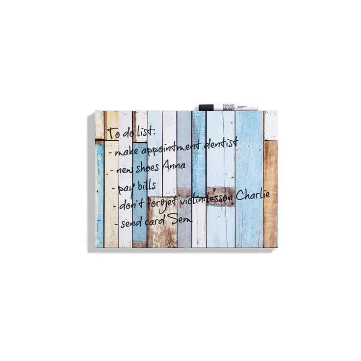 Dutch Design Whiteboard 45 x 34 cm - Something Blue