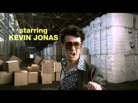 Jonas Brothers - Burnin Up. I forgot how silly this one was