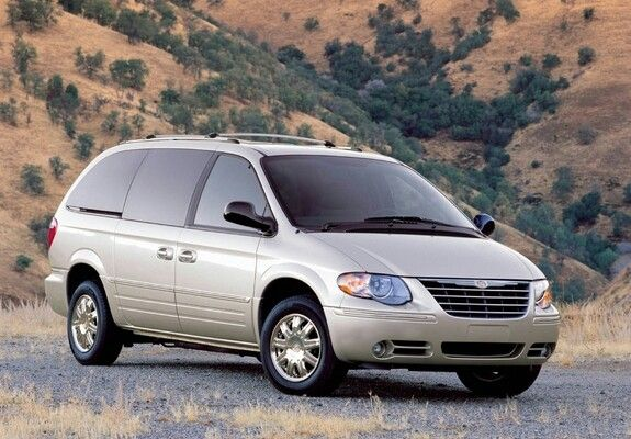 2004 07 Chrysler Town Countrty Chrysler Town And Country Town And Country Town And Country Van