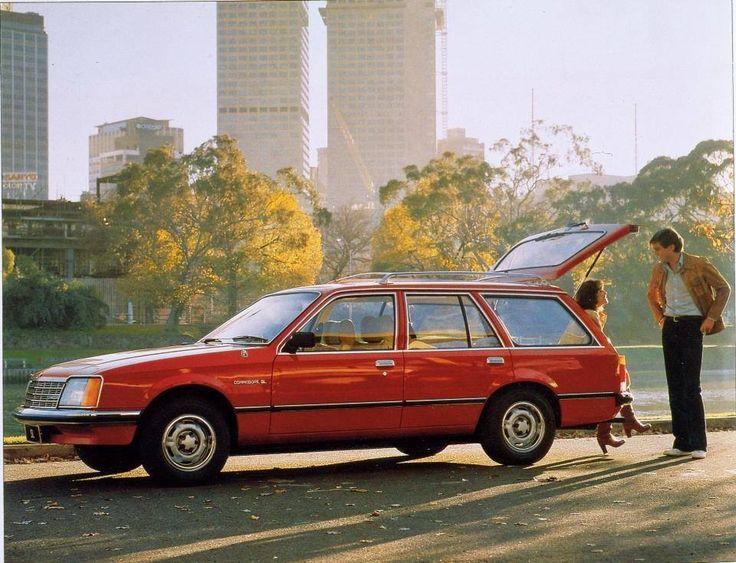 Holden Commodore VB wagon
