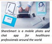 CANADA'S BEST KEPT MEDICAL SECRET, SHARESMART, GOES GLOBAL Canada's Leading Secure Clinical Messaging (SCM) App for Healthcare…