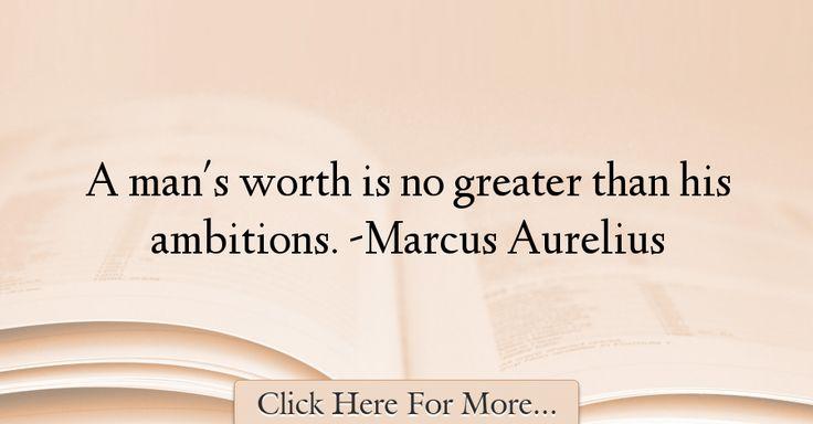 Marcus Aurelius Quotes About Great - 30865