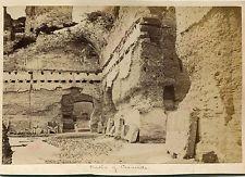 Terme di Caracalla 1870