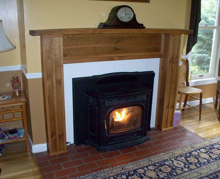 The 25+ best Pellet fireplace insert ideas on Pinterest ...