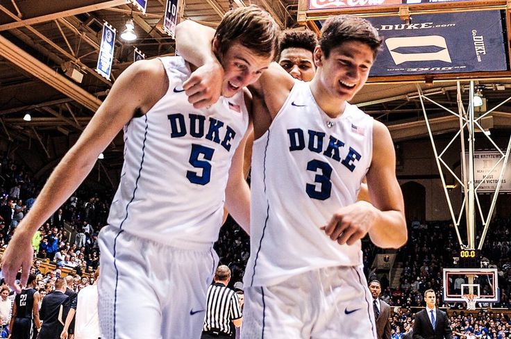 Luke Kennard and Grayson Allen | One of the best duos in college basketball. Both so talented and athletic.