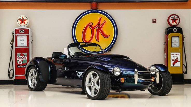Panoz AIV Roadster '1996–99