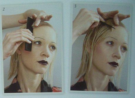 13 best images about boucles vintage coiffures boucl es style r tro on pinterest coiffures - Coiffure carre boucle ...