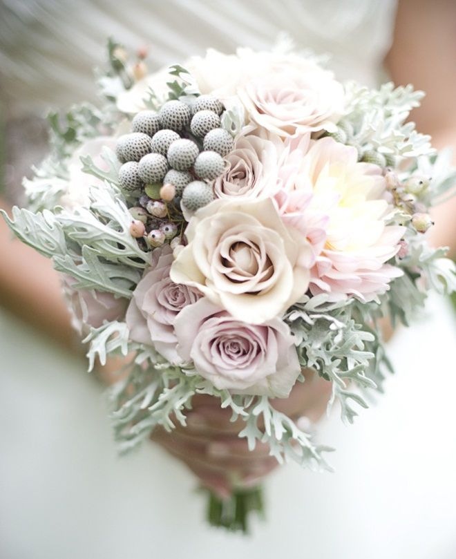 winter wedding flowers #rockmywinterwedding @Derek Smith My Wedding